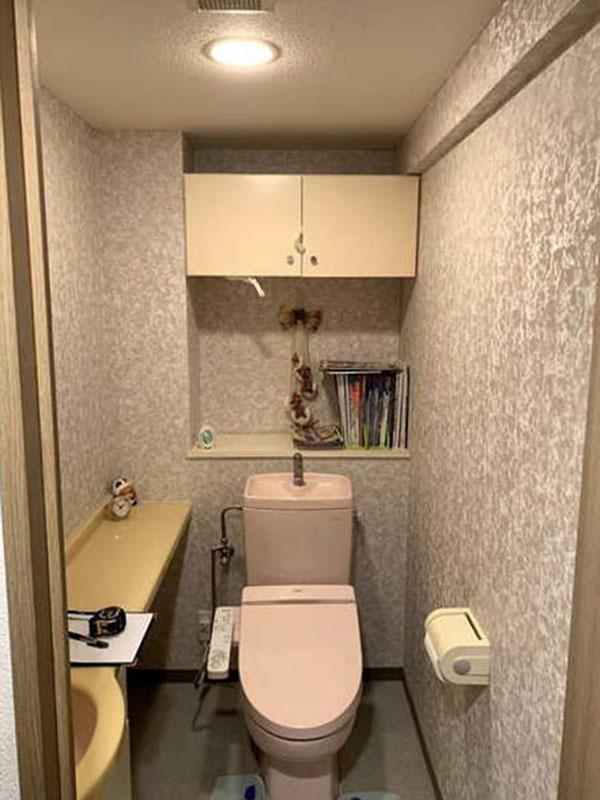 マンションリフォーム~トイレ~