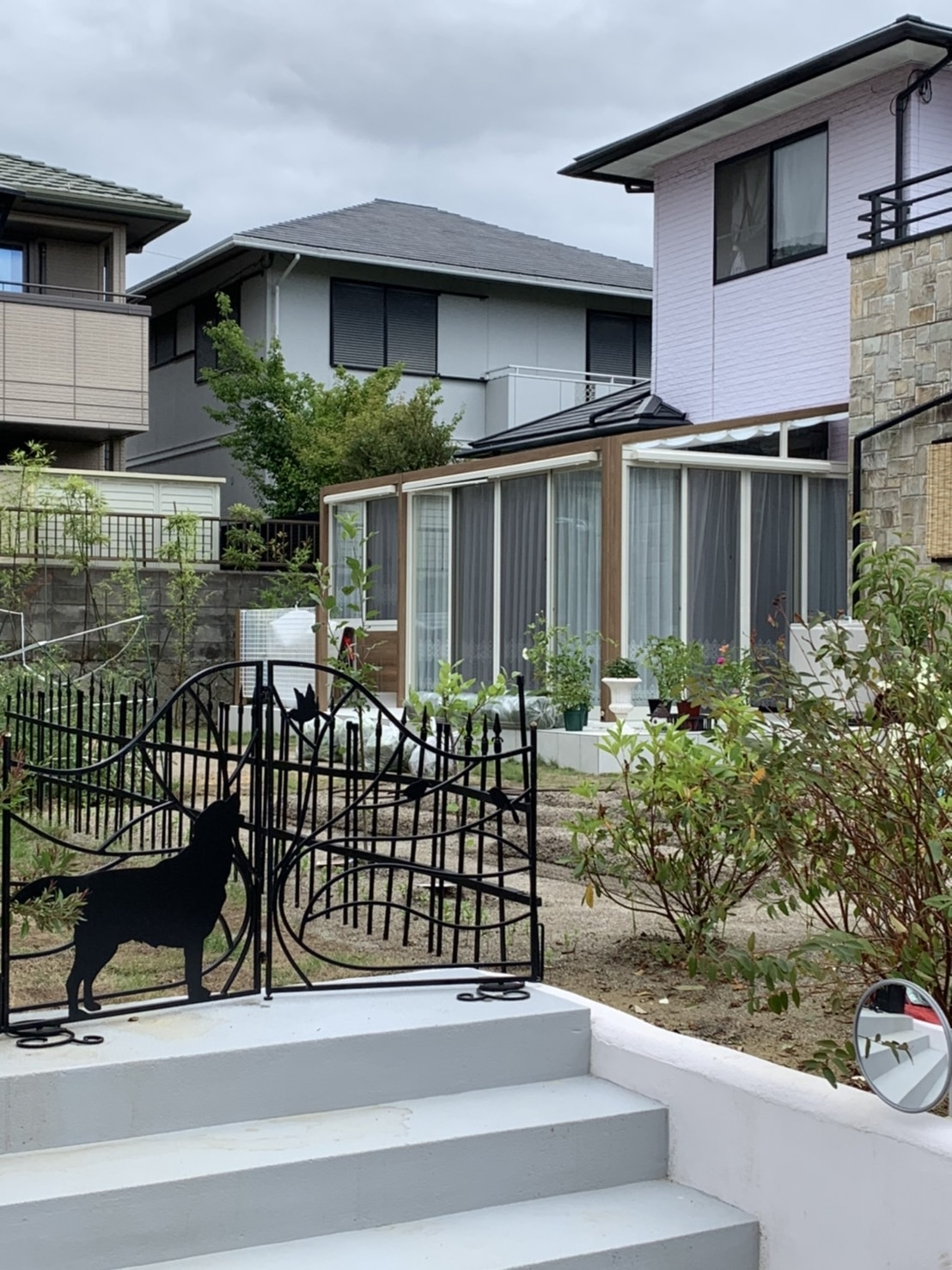 夢のガーデンルーム/川西市清和台・ガーデンリフォーム