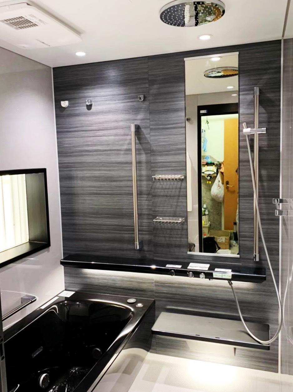 こだわりのバスルーム/池田市姫室・お風呂リフォーム